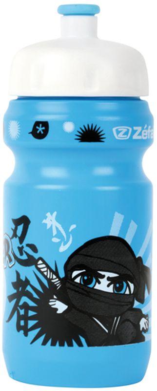 Фляга велсипедная Zefal Little Z - Ninja Boy, детская, цвет: синий, 350 мл162HЯркая фляга для самых маленьких: дизайн отлично будет сочетаться с детским велосипедом. Фляги Little Z производятся из полипропилена пониженной плотности, что делает стенки фляги более мягкими и удобными для детских рук. В комплект входит универсальное крепление, позволяющее установить фляги даже на самые маленькие велосипеды. Все фляги производятся из пищевого полипропилена, который не содержит BPA, не имеет запаха, не влияет на вкус напитка и на 100% безопасен для детей. ZEFAL – старейший французский производитель велосипедных аксессуаров премиального качества, основанный в 1880 году, является номером один на французском рынке велосипедных аксессуаров. • Объём фляги 350 мл. • Вес фляги 51 г. • Высота фляги 158 мм. • Универсальное крепление в комплекте