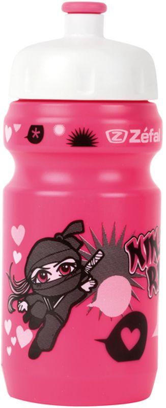 Фляга велсипедная Zefal Little Z - Ninja Girl, детская, цвет: черный, 350 мл162IЯркая фляга для самых маленьких: дизайн отлично будет сочетаться с детским велосипедом. Фляги Little Z производятся из полипропилена пониженной плотности, что делает стенки фляги более мягкими и удобными для детских рук. В комплект входит универсальное крепление, позволяющее установить фляги даже на самые маленькие велосипеды. Все фляги производятся из пищевого полипропилена, который не содержит BPA, не имеет запаха, не влияет на вкус напитка и на 100% безопасен для детей. ZEFAL – старейший французский производитель велосипедных аксессуаров премиального качества, основанный в 1880 году, является номером один на французском рынке велосипедных аксессуаров. • Объём фляги 350 мл. • Вес фляги 51 г. • Высота фляги 158 мм. • Универсальное крепление в комплекте