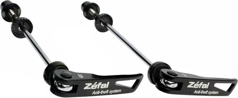 Велозамок эксцентрик Zefal Lockn Roll, на переднее и заднее колесо4950Самый распространённый вид вело краж – это кража колёс, воры возьмут то, что легче всего снять. Для предотвращения подобного рода неприятностей, ZEFAL разработал эксцентрики Lock`n`Roll с замками, их можно расстегнуть, только перевернув велосипед вверх колёсами, что весьма затруднительно, если велосипед пристёгнут к столбу. Почти такие же по весу, как и обычные эксцентрики, ZEFAL Lock`n`Roll обязаны быть у каждого велосипедиста, который любит свой байк! ZEFAL – старейший французский производитель велосипедных аксессуаров премиального качества, основанный в 1880 году, является номером один на французском рынке велосипедных аксессуаров. • Длина эксцентриков: перед 5х128 мм., зад 5х163 мм. • Вес 100 г. • Для любых QR втулок • Надёжная защита колёс от кражи