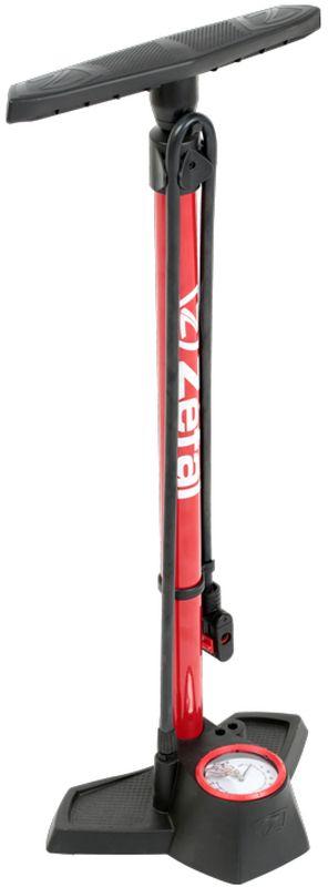 Насос велосипедный Zefal Profil Max FP30, напольный, цвет: черный864Напольный насос ZEFAL Profil Max FP30 создан для людей, которые любят ухаживать за своим велосипедом. Это высококачественный насос позволяющий без долгих усилий, быстро и точно установить необходимое давление в колёсах. Модель Profil Max FP30 оснащена системой Z-Switch для быстрой смены типа клапана: Presta, Shreder или Dunlop. Для большего удобства использования насос оснащён длинным (1100 мм.) шлангом и линзой увеличивающей цифры на манометре. Так же в комплект входят дополнительные насадки для накачивания спортивных мячей и надувных игрушек. ZEFAL – старейший французский производитель велосипедных аксессуаров премиального качества, основанный в 1880 году, является номером один на французском рынке велосипедных аксессуаров. • Для всех ниппелей: Presta, Schrader и Dunlop. • Система быстрой смены типа клапана Z-Switch • Игла для накачивания спортивных мячей • Линза увеличивающая цифры на манометре • Накачка давления до 11 Bar (160 Psi) • Вес 1300 г. •...