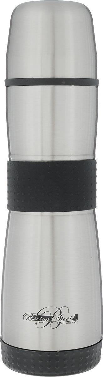 Термос BartonSteel, с узким горлом, 0,5 л4450BS/NEWТермос Barton Stee -l узкое горло. Объем - 0,5 л. Колба из нержавеющей стали. Цвета в ассортименте.