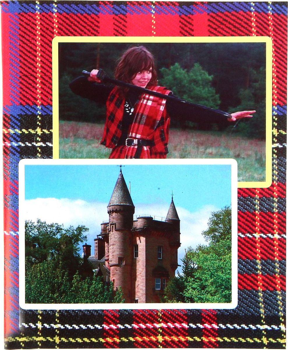 Licht Тетрадь Шотландка 48 листов в клетку1188969
