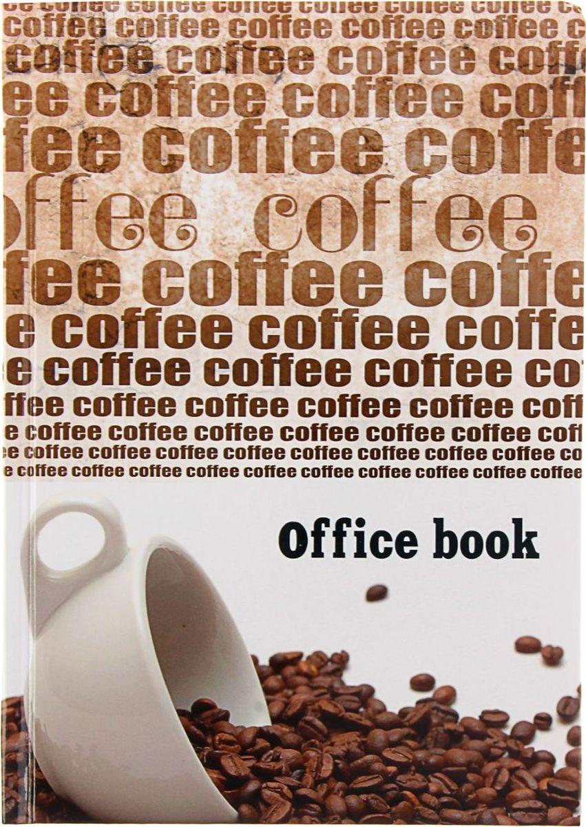 Бриз Тетрадь Coffe Break 160 листов в клетку1224407