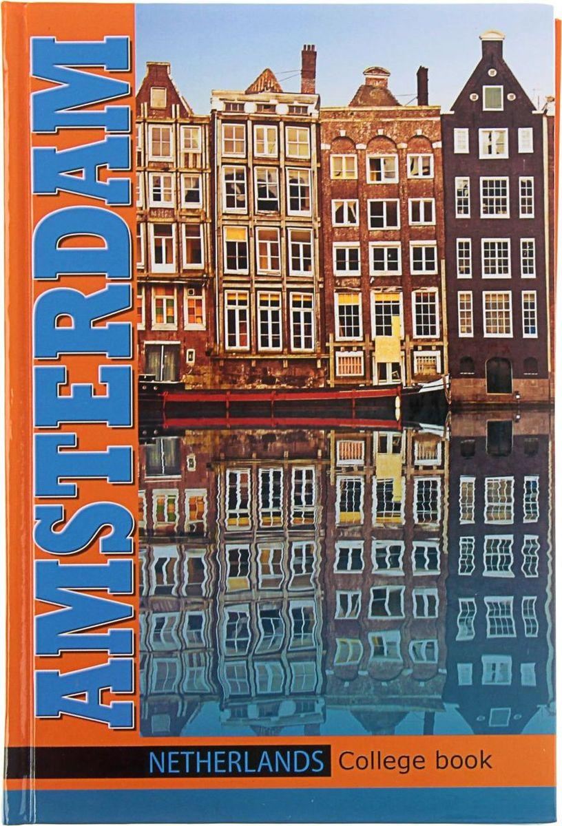 Бриз Тетрадь Амстердам 160 листов в клетку1224408