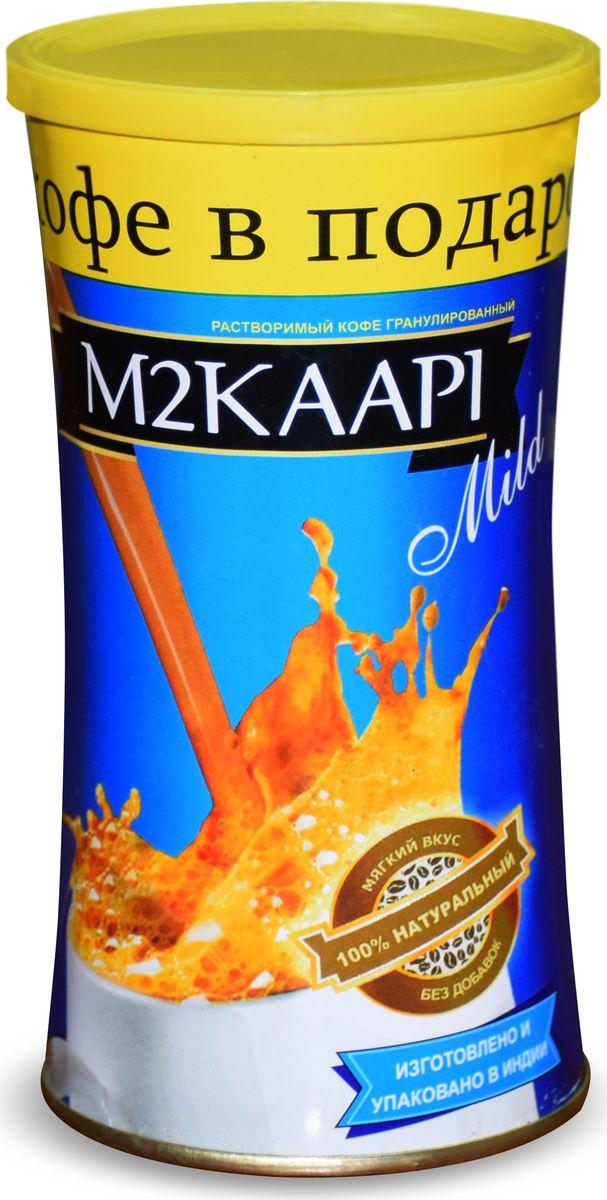 M2Kaapi Mild кофе растворимый гранулированный, 125 г