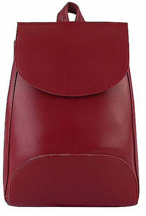 Рюкзак женский Kawaii Factory Minimal, цвет: бордовый. KW102-000292KW102-000292