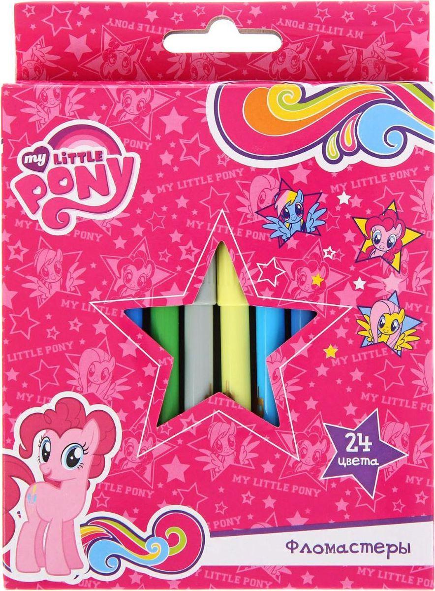 My Little Pony Набор фломастеров 24 цвета1432855