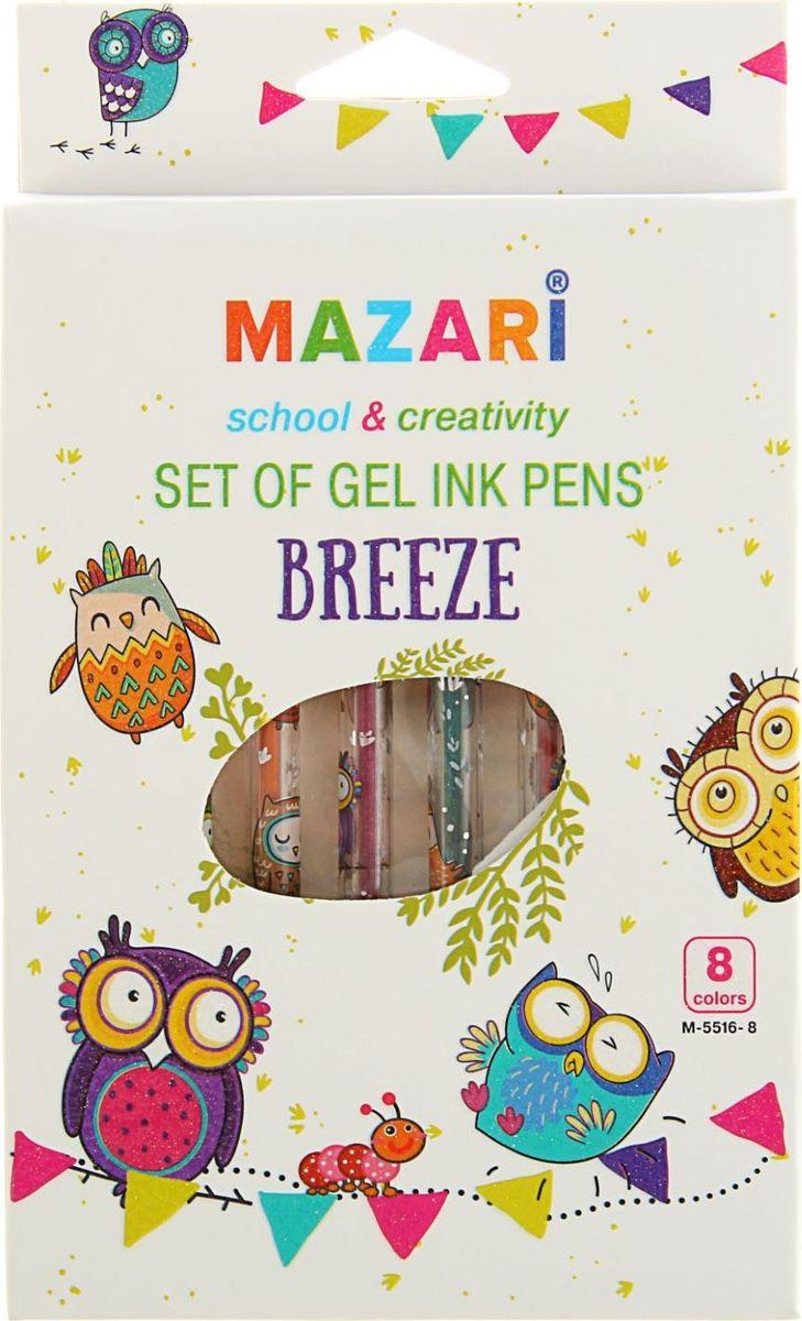 Mazari Набор гелевых ручек Breeze 8 цветов1975702
