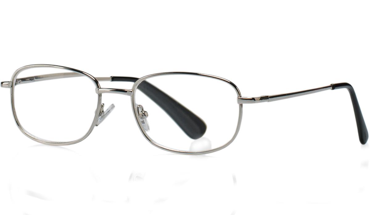 Kemner Optics Очки для чтения +3,0, цвет: светло-серый