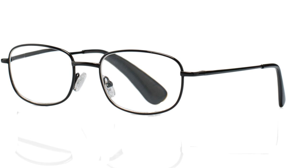 Kemner Optics Очки для чтения +2,5, цвет: черный