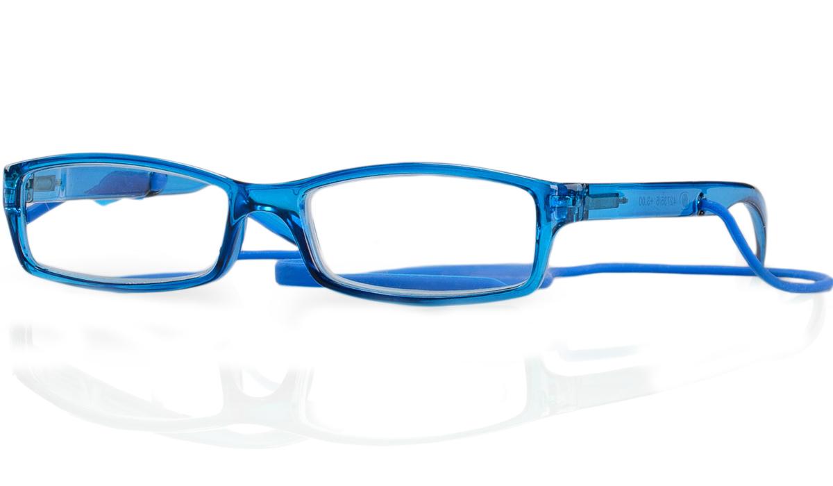 Kemner Optics Очки для чтения +2,5, цвет: синий