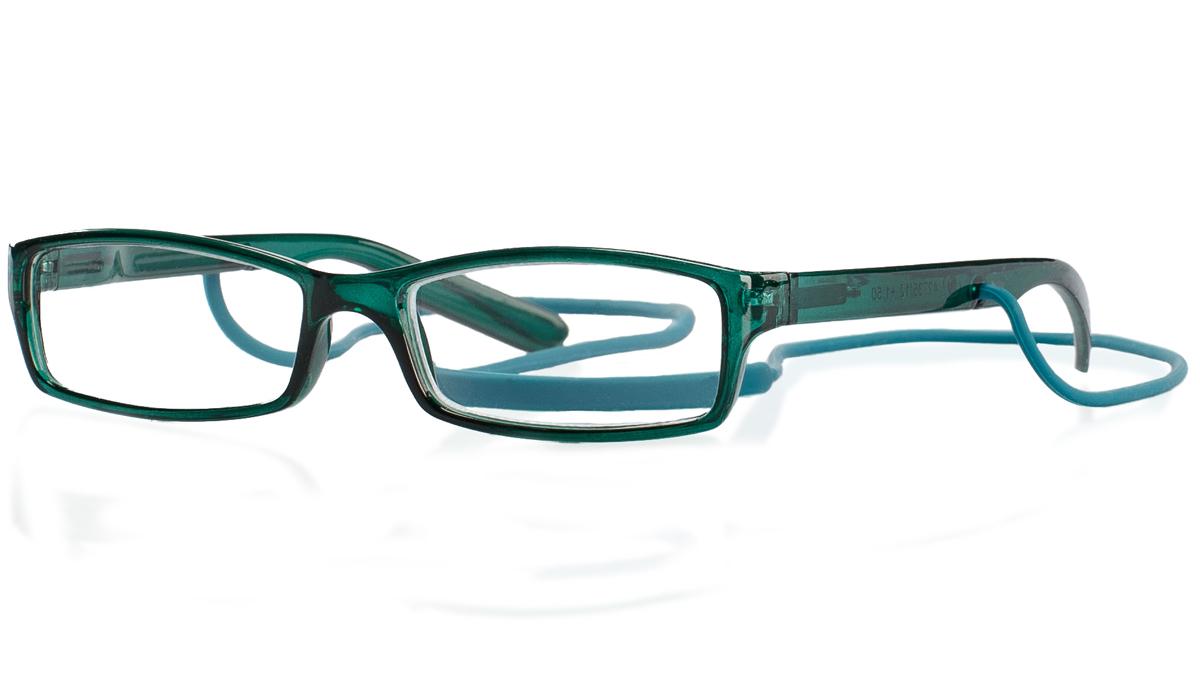 Kemner Optics Очки для чтения +2,5, цвет: зеленый