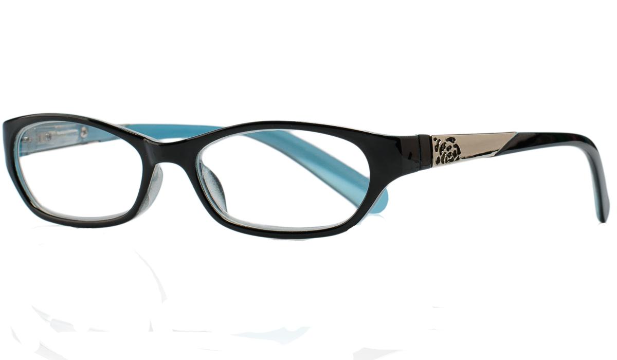 Kemner Optics Очки для чтения +2,0, цвет: голубой