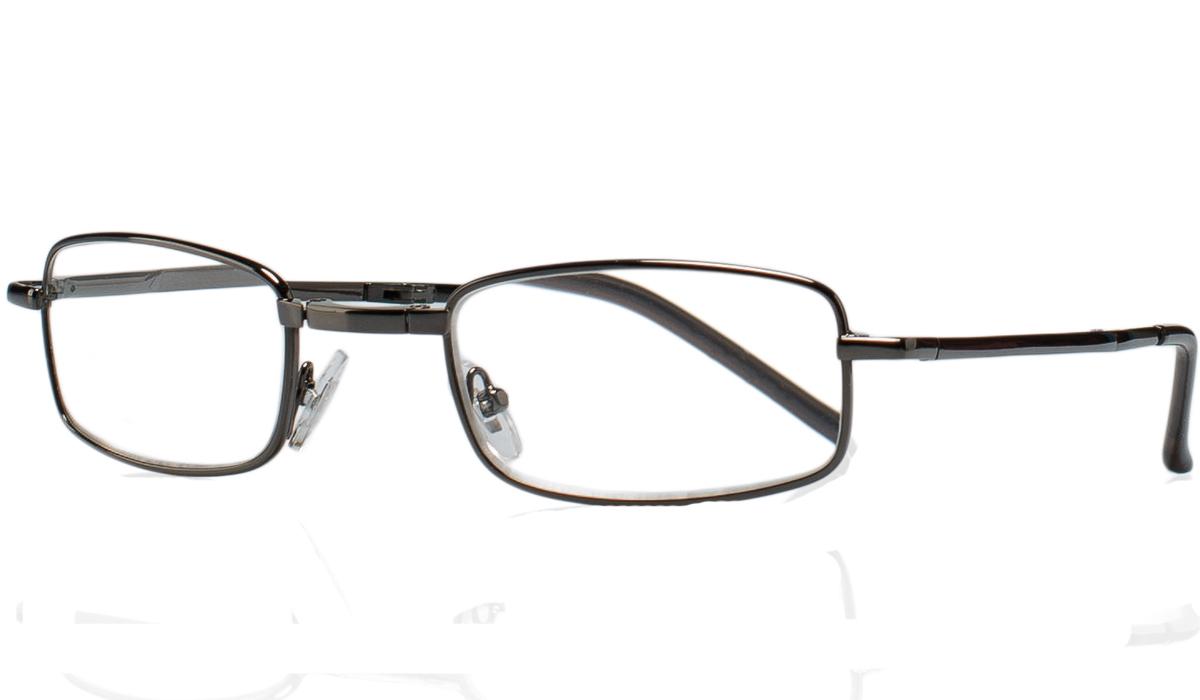 Kemner Optics Очки для чтения +1,5, цвет: серый