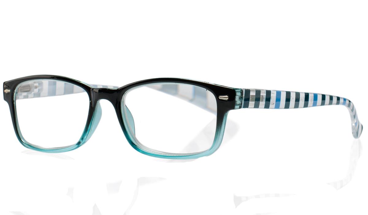 Kemner Optics Очки для чтения +1,5, цвет: голубой