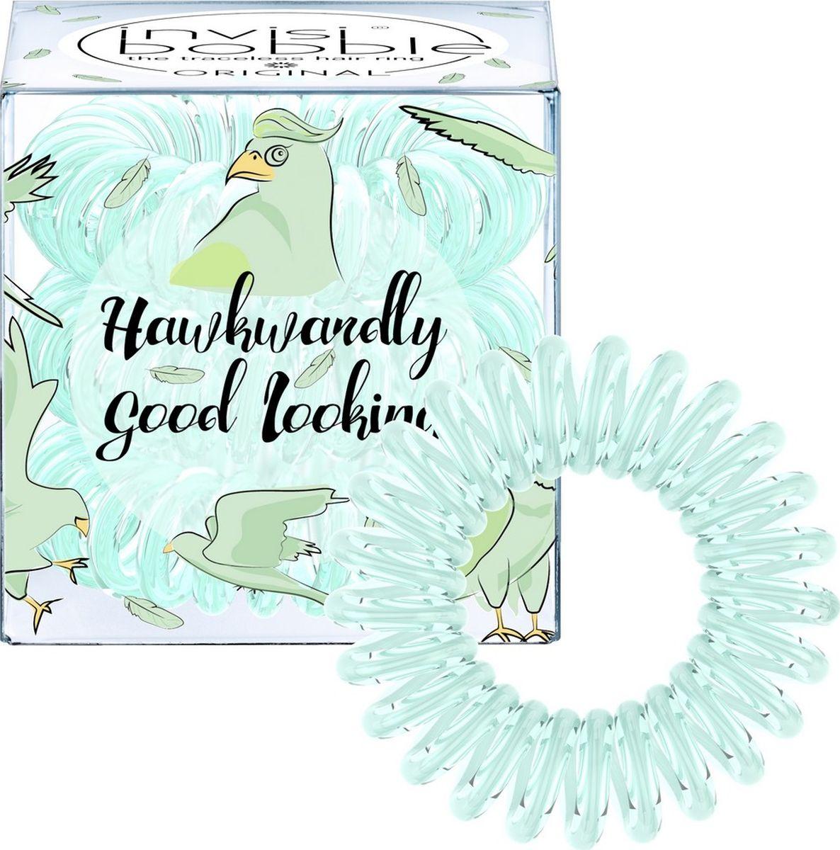 Invisibobble Резинка-браслет для волос ORIGINAL Hawkwardly Good Looking 3074