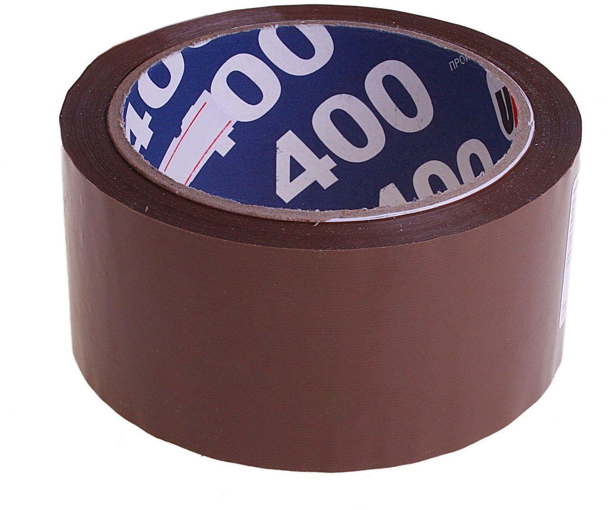 Клейкая лента 48 мм х 66 м цвет коричневый 584578584578Клейкая лента на полипропиленовой основе это водонепроницаемое изделие, которое способно противостоять широкому диапазону температур. Применяется в быту для упаковки: легких и тяжелых коробок, изготовленных из гофрокартона, строительных смесей, масложировой продукции и мороженого, канцелярских товаров, промышленных товаров. Клейкая лента поможет скрепить предметы в любой ситуации, например, если вы делаете ремонт или меняете место жительства и пакуете коробки.