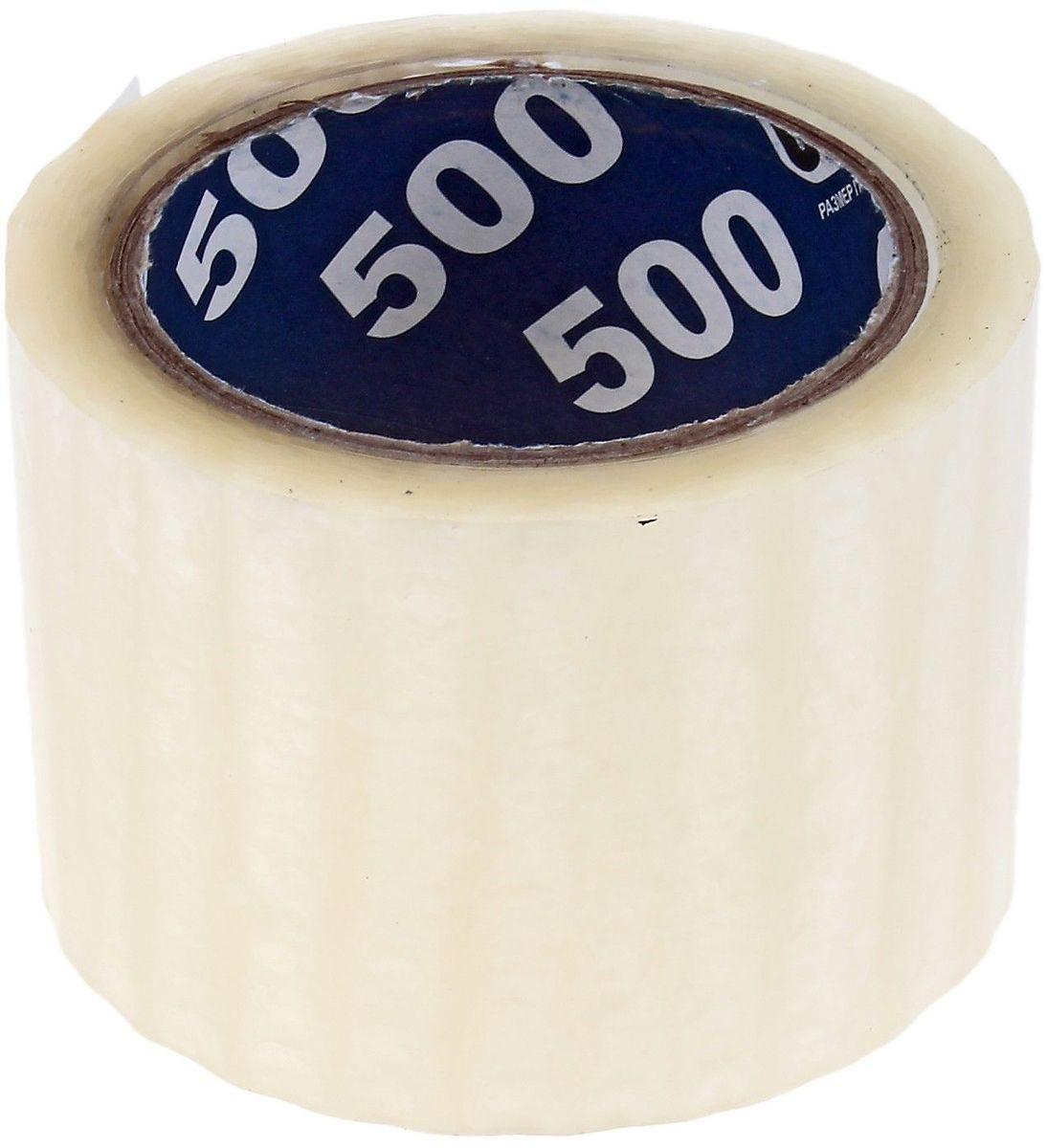 Unibob Клейкая лента 72 мм х 66 м цвет прозрачный 691930
