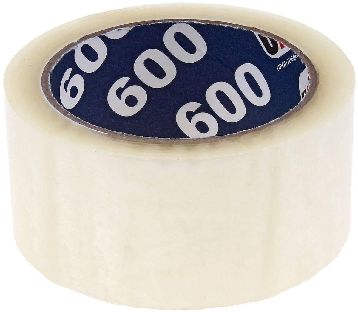 Клейкая лента 48 мм х 66 м цвет прозрачный 691932691932Клейкая лента на полипропиленовой основе это водонепроницаемое изделие, которое способно противостоять широкому диапазону температур. Применяется в быту для упаковки: легких и тяжелых коробок, изготовленных из гофрокартона, строительных смесей, масложировой продукции и мороженого, канцелярских товаров, промышленных товаров. Клейкая лента поможет скрепить предметы в любой ситуации, например, если вы делаете ремонт или меняете место жительства и пакуете коробки.