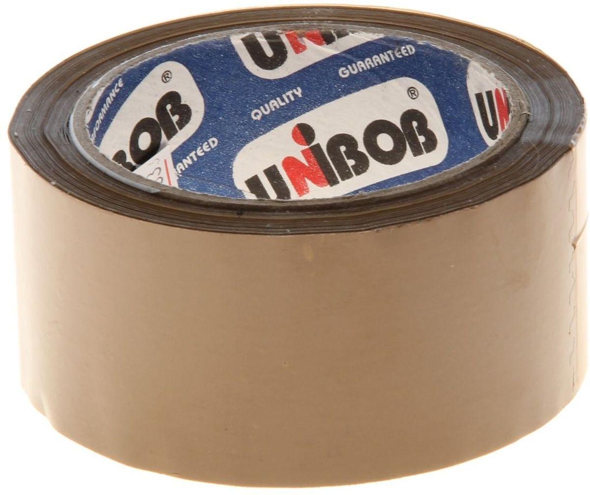 Unibob Клейкая лента 48 мм х 66 м цвет коричневый 691933