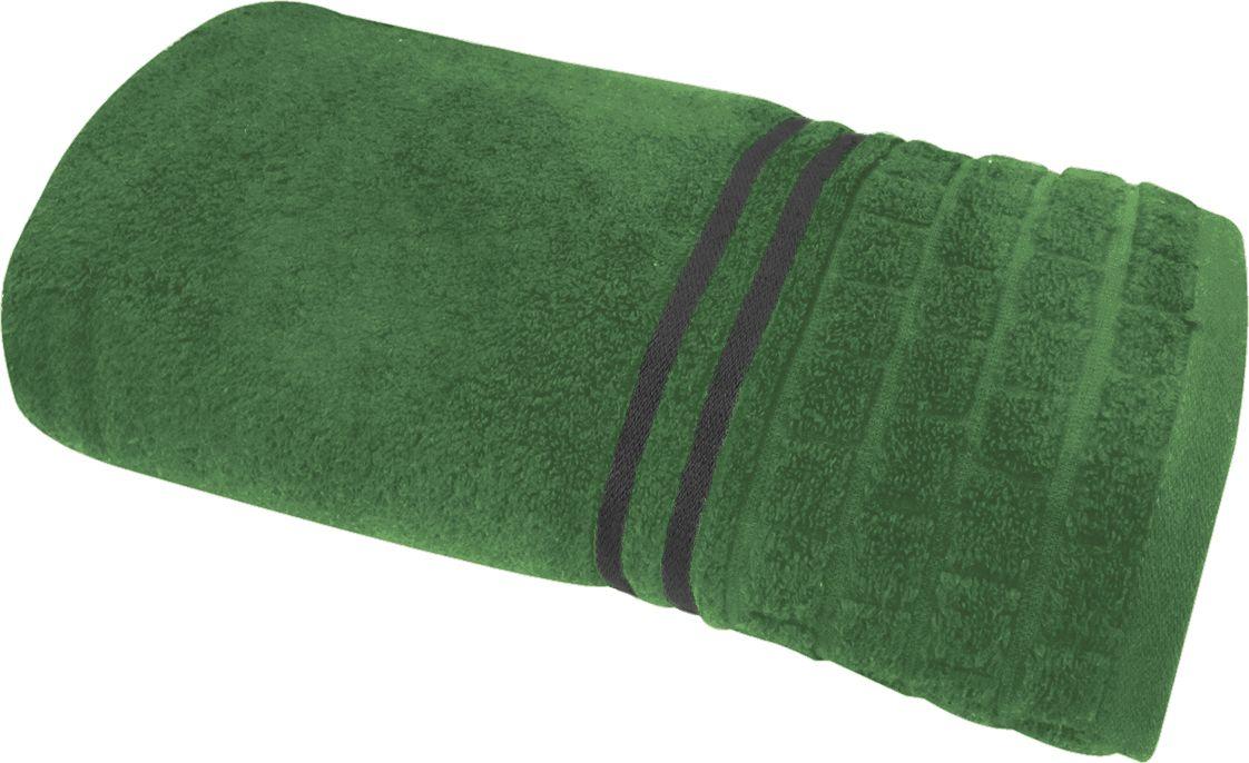 Полотенце махровое НВ Лана, цвет: зеленый, 100 х 150 см. м1009_1670457