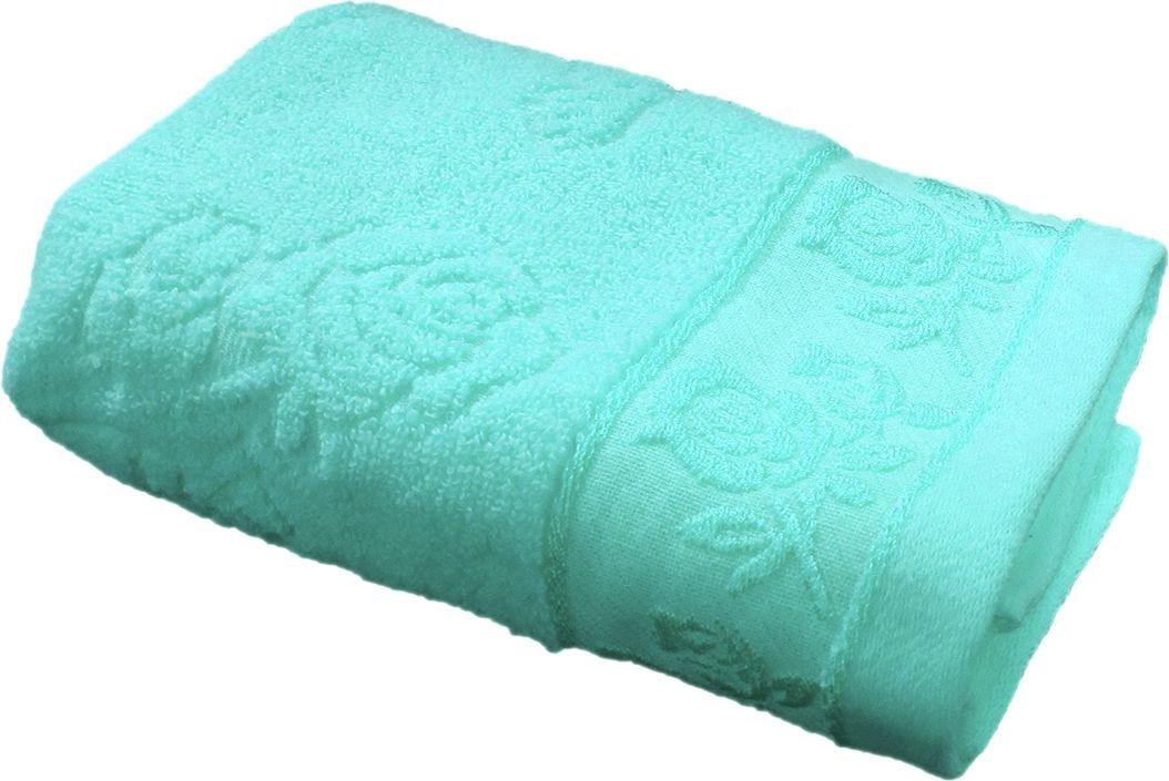 Полотенце махровое НВ Аваланж, цвет: синий, 45 х 90 см. м0746_0185584