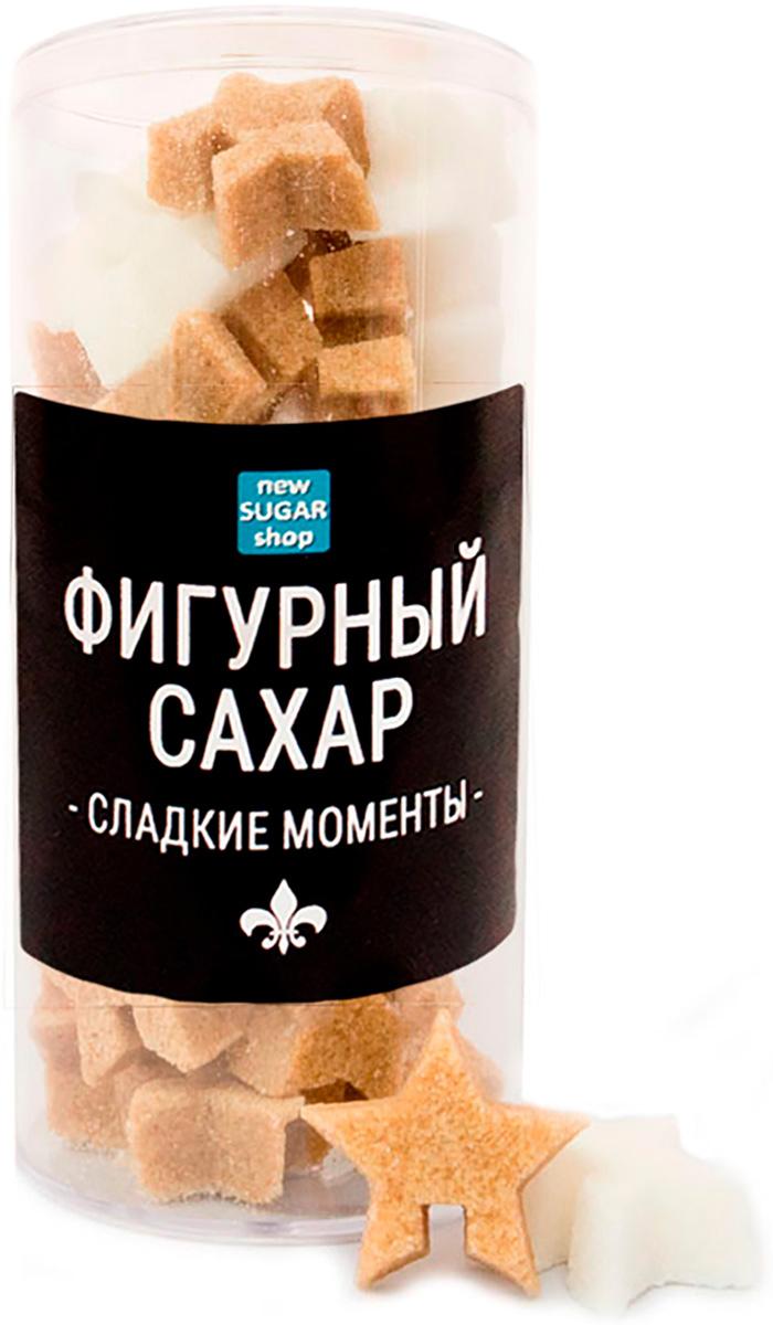 Сладкие моменты Звёздочки фигурный сахар в тубе, 120 г 00-00000042