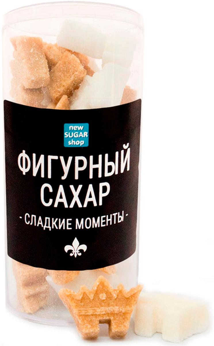 Сладкие моменты Короны фигурный сахар в тубе, 130 г 00-00000052