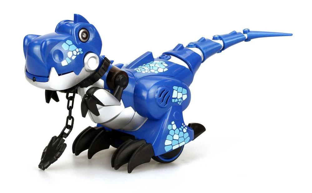 Silverlit Динозавр на радиоуправлении цвет синий