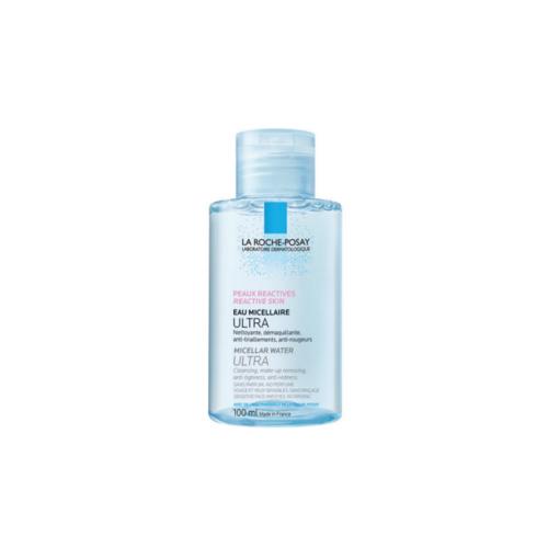 La Roche-Posay Physio Мицеллярная вода реак. кожа Ultra, 100 млM9137600Мицеллярная вода Ultra, разработанная Ля Рош Позе, мягко и тщательно очищает чувствительную, склонную к аллергии кожу лица и глаз. Новая архитектура формулы мицеллярной воды позволила соединить силу мицелл и глицерина для достижения ультраэффективной переносимости. Преимущества: Легкое скольжение Новая текстура равномерно распределяется по поверхности кожи, не вызывая трения и повреждения защитного барьера кожи. Надежное сцепление Благодаря новой формуле средства происходит прочный захват и удержание макияжа и микро-загрязнений. Легкой удаление Инновационная формула обеспечивает моментальное очищение и удаление макияжа даже с глаз. Не требует смывания водой.