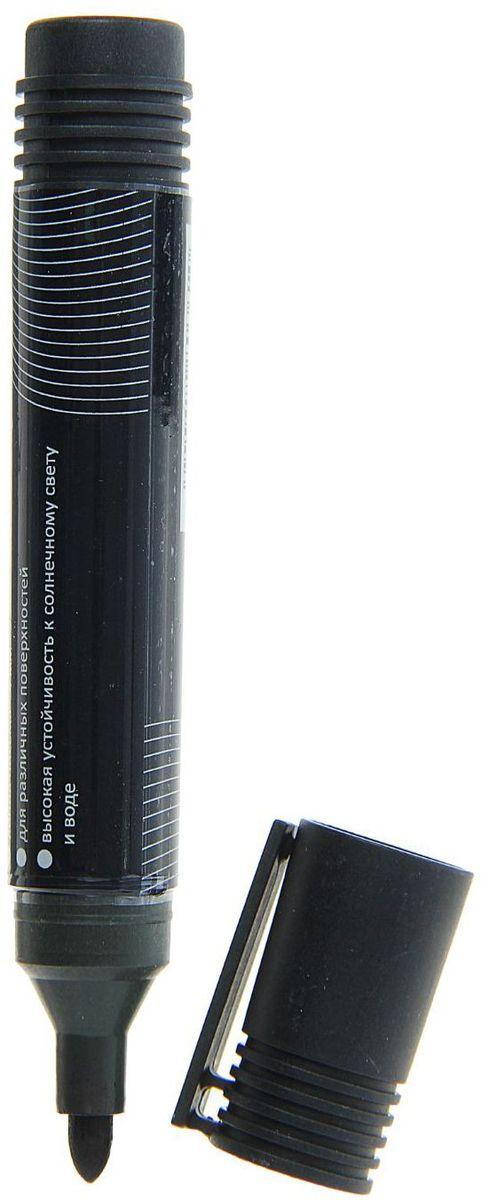 Calligrata Маркер перманентный цвет черный1280361