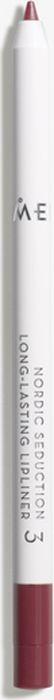 Lumene Nordic Seduction Устойчивый карандаш для губ №03NL073-84353Карандаш с мягкой, кремовой текстурой обеспечит легкое нанесение и стойкий результат в течение всего дня! Карандаш надежно зафиксирует губную помаду и добавит визуального объема губам. Оттенок