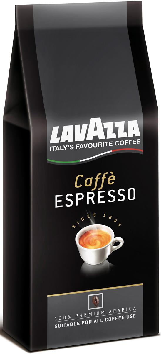Lavazza Caffe Espresso кофе молотый, 250 г (в/у)1880Lavazza Caffe Espresso изготовлен из стопроцентной арабики высшего сорта, завезенной из Центральной Америки и Африки. Кофе обладает крепким,насыщенным вкусом и пряным ароматом.