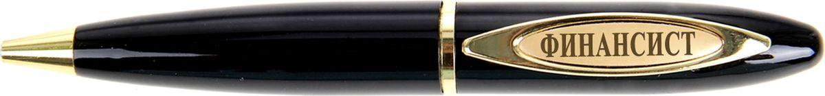Ручка шариковая Финансист Деньги решают все синяя449317Как выбрать оригинальный, функциональный и в то же время индивидуальный подарок для любого человека? В серии ручек  Профессии вы всегда легко найдете подарок для каждого! Шариковая ручка выполнена в черном лакированном корпусе, утонченный дизайн подчеркивают детали, имитирующие золото, и гравировка на клипе. Такая ручка станет отличным и запоминающимся подарком.