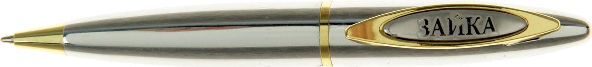 Ручка шариковая Зайка синяя585278Очаровательные подарки не обязательно должны быть большими. Порой, достаточно всего лишь письменной ручки. Она давно стала незаменимым аксессуаром, который должен быть в сумочке каждой девушки. Наша уникальная разработка Ручка сувенирная Зайка придется по вкусу любой ценительнице прекрасных и функциональных аксессуаров. Сочетая в себе два классических цвета – золотистый и серебряный, с эффектной гравировкой и удобным поворотным механизмом, она становится одним из лучших подарков по поводу и без.