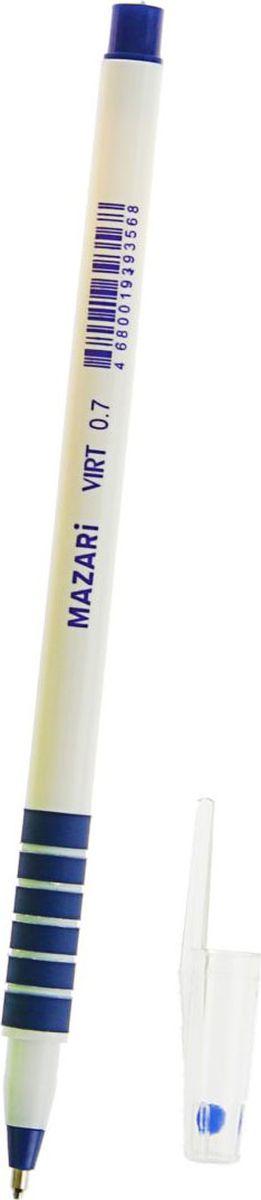 Mazari Ручка шариковая Virt синяя