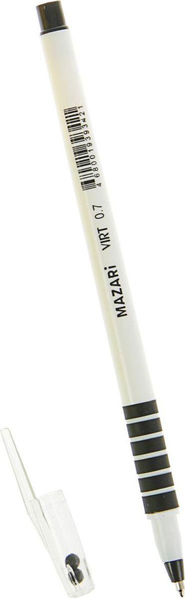 Mazari Ручка шариковая Virt черная2093349