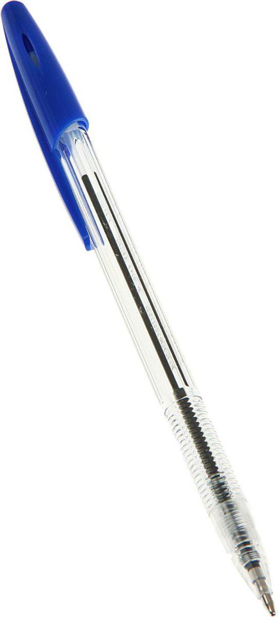 Erich Krause Ручка шариковая R-301 Matic синяя1171393