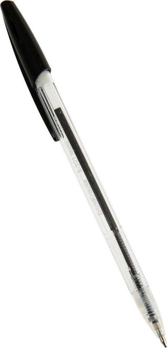 Erich Krause Ручка шариковая R-301 Matic черная