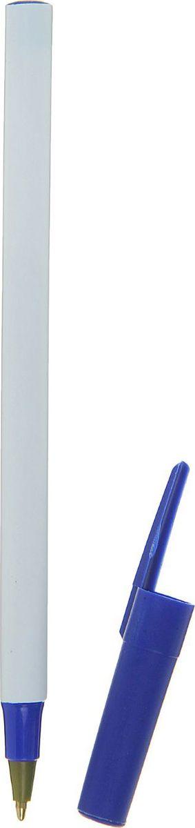 Calligrata Ручка шариковая цвет корпуса белый синий синяя1293658Ручка шариковая 0,5 мм, белый корпус, стержень синий — классическая шариковая ручка. Если вы ценитель качества, удобства и не любите отвлекаться на разные мелочи, то этот товар для вас. Шариковый пишущий узел и паста на масляной основе сделали такой вид ручки самым распространенным и популярным во всем мире. Шариковые ручки самые экономичные, их надолго хватает. Писать этими ручками легко и удобно, густые чернила не растекаются на бумаге и не вытекают при переноске. Выгодно заказывайте шариковые ручки оптом на нашем сайте — выбирайте практичность и надежность.