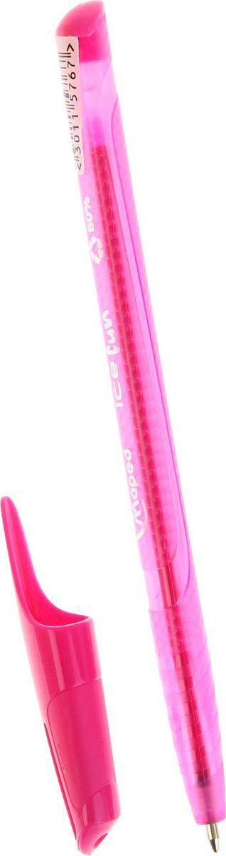 Maped Ручка шариковая Green Ice Fun красная1418745