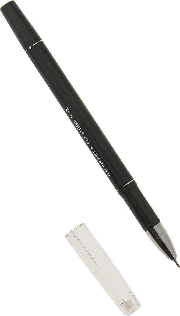Erich Krause Ручка гелевая Belle черная789584Элегантная гелевая ручка станет идеальной спутницей для настоящей Леди. Пишущий узел 0. 5 мм обеспечивает чистое и четкое письмо. Сменный стержень. Рекомендуется использовать стержень Erich Krause G-BASE.