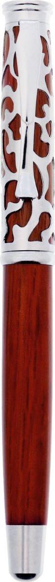 Ручка шариковая Удачи цвет корпуса дерево синяя1563023Ручка деревянная Удачи! в чехле из искуственной кожи - практичный и очень красивый подарок. Он станет незаменимым помощником в делах, а оригинальный дизайн будет радовать своего обладателя и поднимать настроение каждый день. Преимущества: чехол из искусственной кожи с тиснением фольгой деревянная ручка с металлическим колпачком индивидуальный дизайн. Такой аксессуар станет отличным подарком для друга, коллеги или близкого человека.