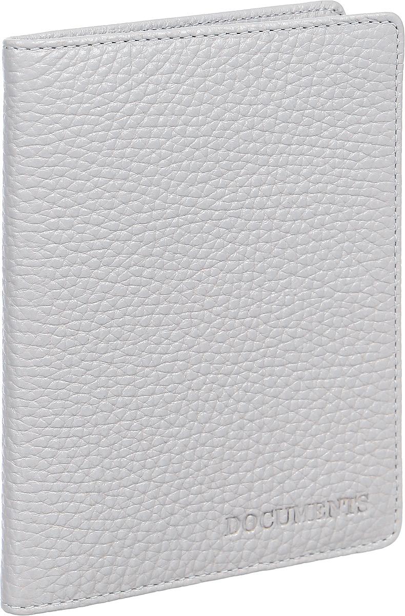 Бумажник водителя женский Fabula Solo, цвет: светло-серый. BV.78.RKBV.78.RK.жемчужныйБумажник водителя из коллекции «Solo» выполнен из натуральной зернистой кожи. Внутри 6 блоков из прозрачного пластика для документов водителя.
