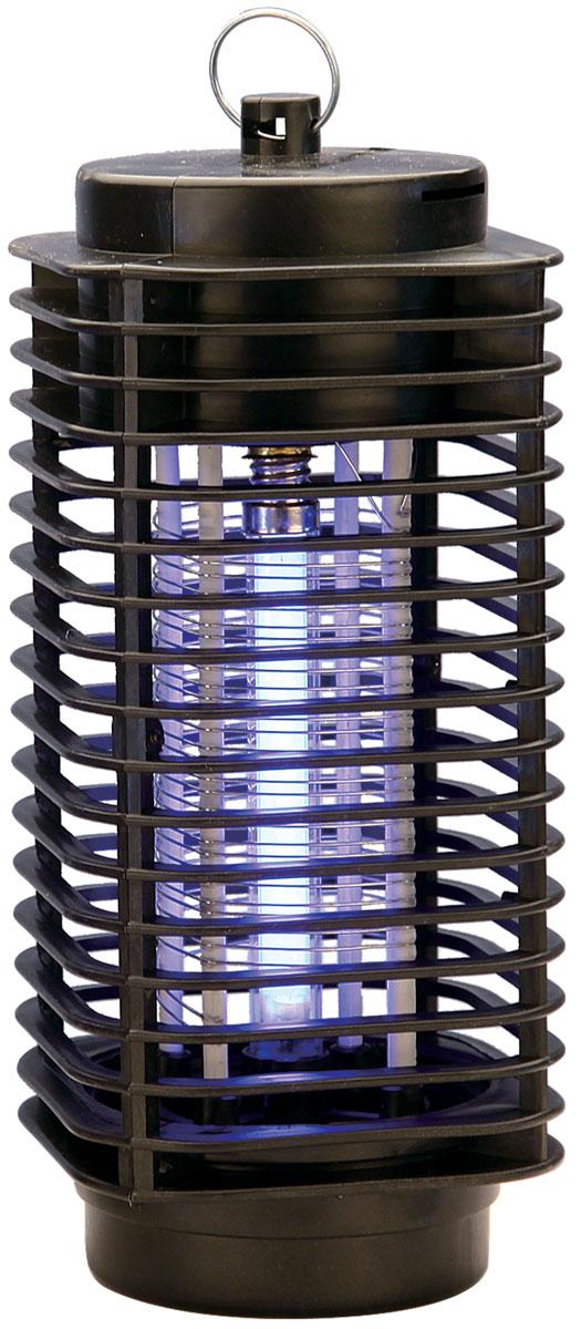 Лампа антимоскитная Proffi Home, цвет: черный, 3Вт, 11,5 х 11,5 х 26 смPH5861Материал: пластик. Размеры: 11,5x11,5 см, высота 26 см. Вес Нетто: 0,45 кг. Вес Брутто: 0,55 кг. Мощность 3W.