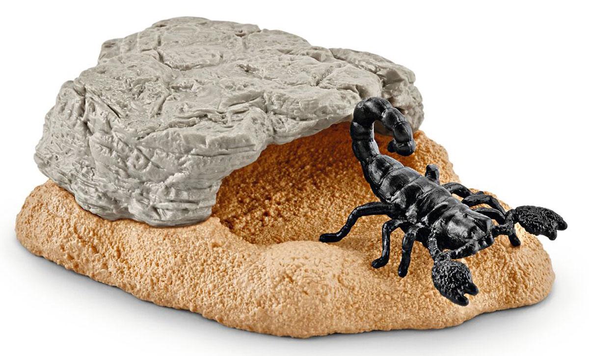 Schleich Игровой набор Пещера скорпионов schleich пещера скорпионов