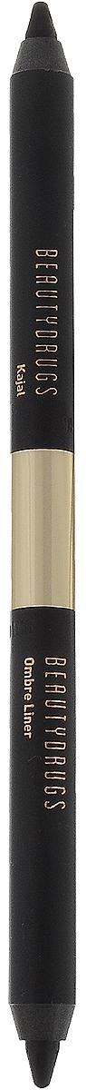Beautydrugs Двойной карандаш для глаз Kajal Ombre Double eye pencil , 2,98 гр00087Взгляд задаёт настроение всему образу. Какой ты выберешь сегодня: нюдовый или роковой - решать тебе! Создай эффектный образ и макияж глаз с помощью одного продукта - двойного карандаша для глаз от Beautydrugs. Его уникальность в особом подборе текстур и оттенков. Мы выбрали идеальные сочетания для создания макияжа блондинки и брюнетки, скромницы и роковой красотки. Эффектный вечерний вариант для создания smokey eyes. Мы рекомендуем стойкий и матовый Kajal нанести на слизистую, а более глянцевый оттенок карандаша - на внешнюю часть века для создания выразительного и глубокого взгляда.