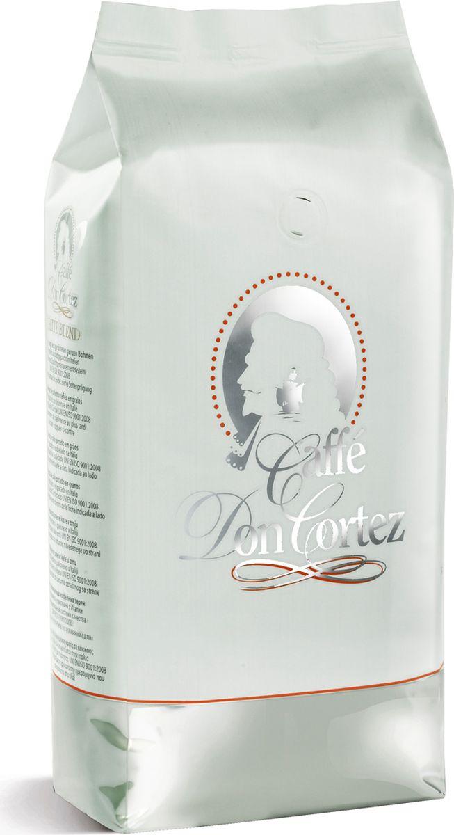 Carraro Don Cortez White кофе в зернах, 1 кг8000604002242Кофе Карраро Дон Кортез Вайт - натуральный жареный высший сорт, в зернах. Средняя обжарка. Арабика - 100%
