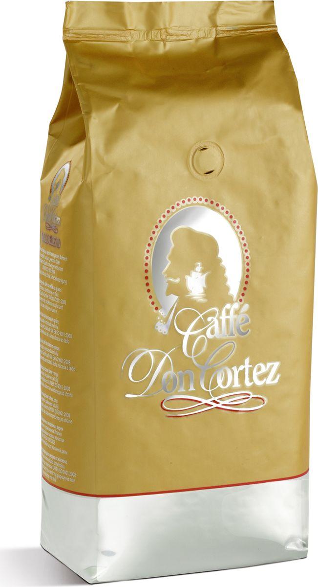 Carraro Дон Don Cortez Gold кофе в зернах, 1 кг8000604002266Кофе Карраро Дон Кортез Голд - натуральный жареный высший сорт, в зернах. Средняя обжарка. Арабика - 90%, Робуста - 10%.