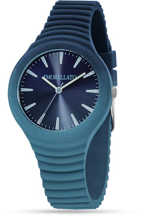 Наручные часы женские Morellato, цвет: синий. R0151114589R0151114589Наручные часы Morellato, корпус и задняя крышка из стали